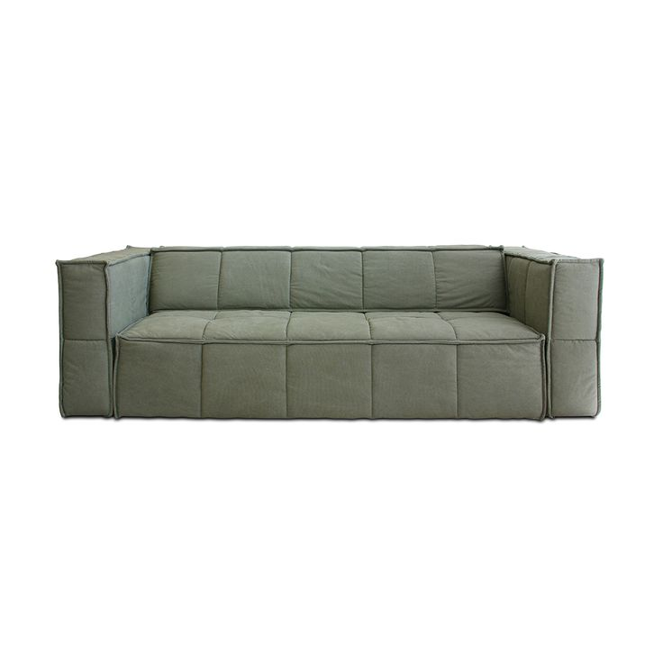 Army Green Sofa • WOO Design