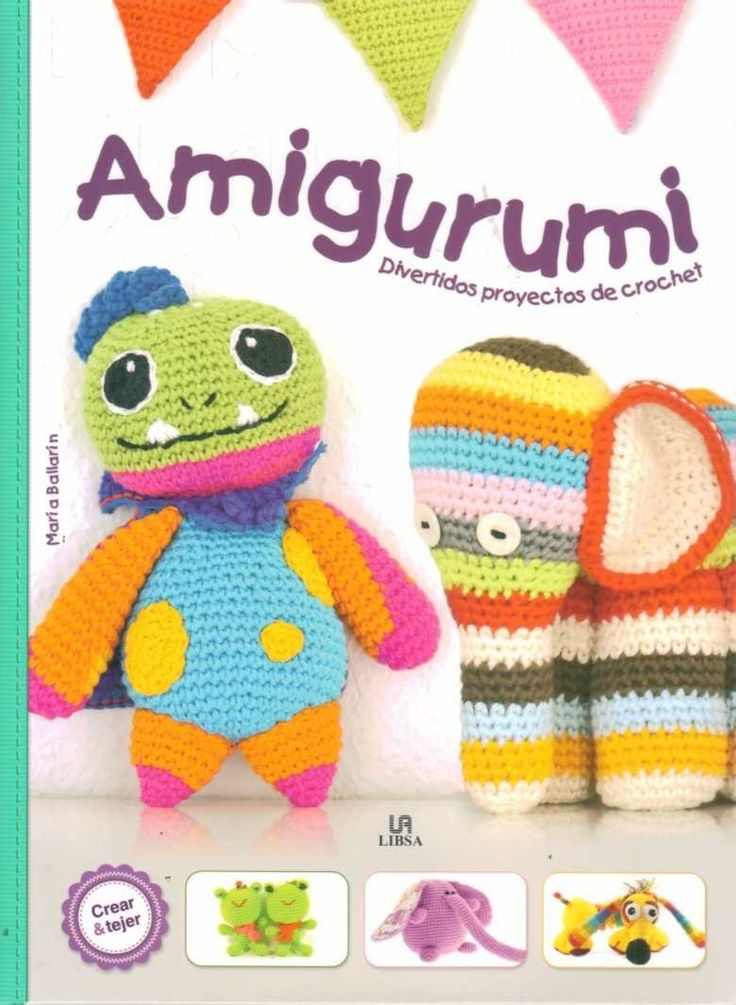 16 best Segueix el fil... AMIGURUMI images on Pinterest | Animales ...
