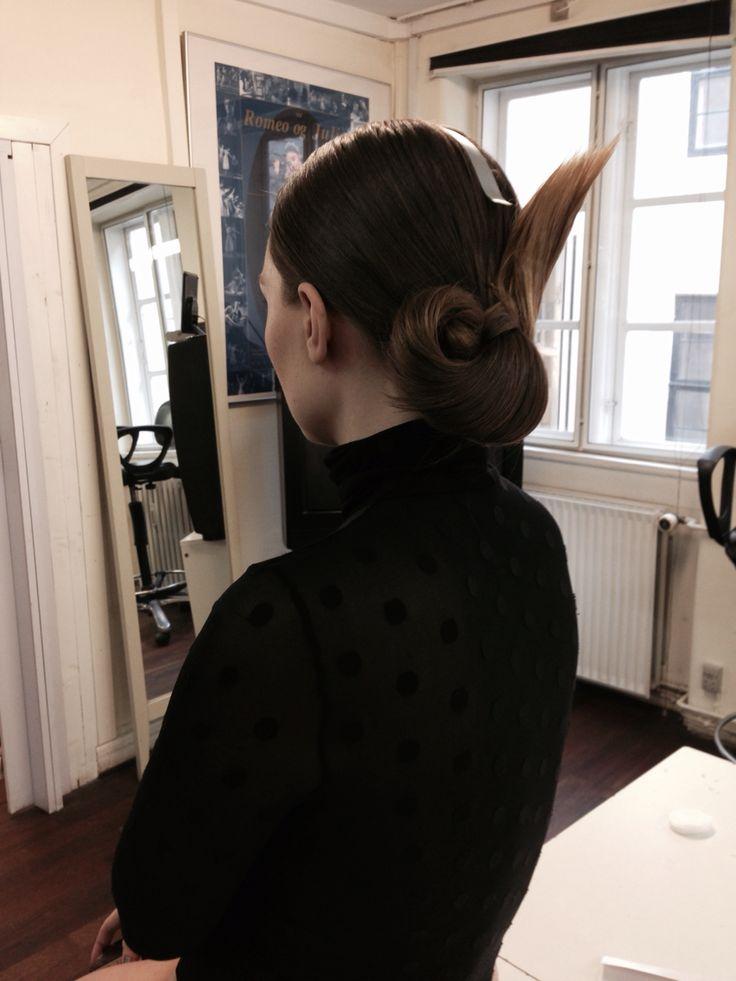 Fotoshoot F/W 2014 - Magazine 'DANSK'   Model: Nikita Troest  Fotograf: Irfaan Khan  Tøj: Wolford Make-up/hair: me/mig