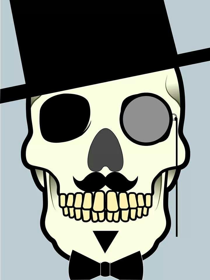 Vector tuts skull