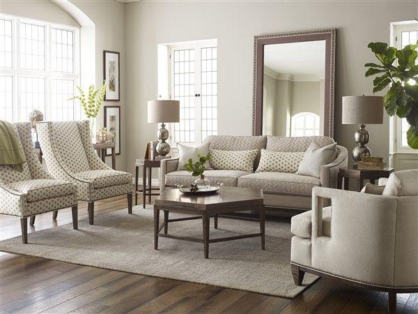 Lovely Vanguard Furniture: Room Scene VG_V249 2S_P204C_V387 CH