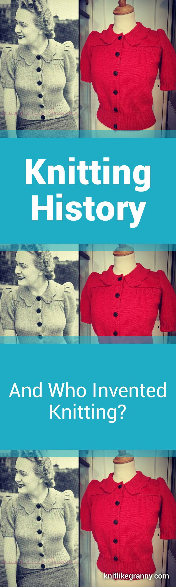 Knitting History Trivia : Best my knitting guides reviews helpful info how