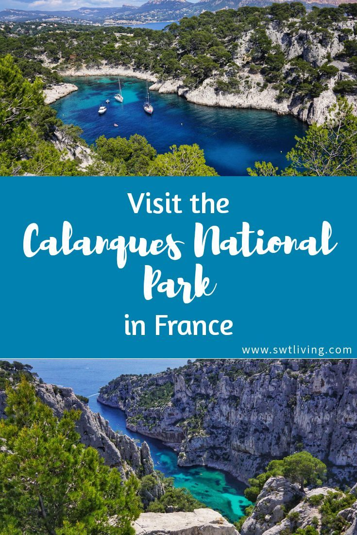 Best Beaches Of Calanques National Park In Provence France