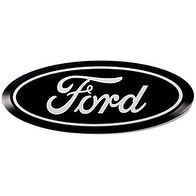 Putco 92400 Black Anodized Billet Aluminum Ford Emblem Kit