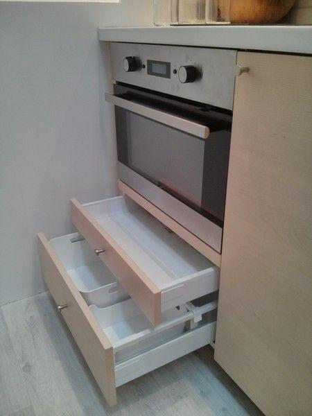 IKEA METOD : La Nouvelle Méthode Du0027IKEA Pour Faire évoluer La Cuisine.  Beach BungalowsIkea Kitchen DrawersCabinet ...