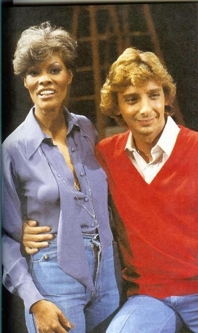 pictures of barry manilow house | barry manilow Barry And Dionne Warwick
