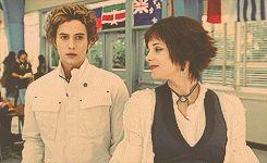 GIF - tumblr - Alice y Jasper - Twilight