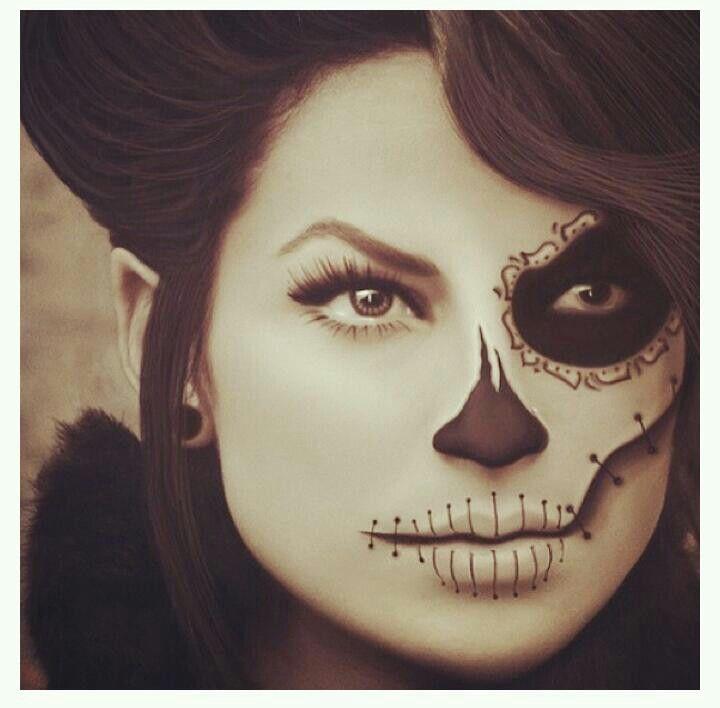 432 best El da de los muertos & Halloween images on Pinterest