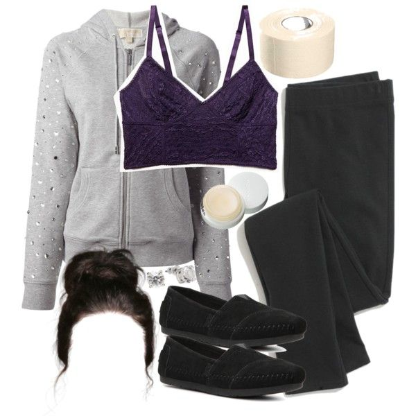 """""""Allison Inspired Dance Practice Outfit"""" by veterization on Polyvore"""