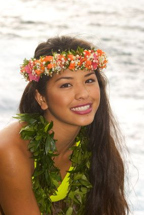 Hawaiian Florists where Leis can be shipped just about anywhere