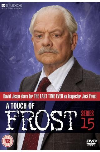 A Touch of Frost, one of the best Brit mysteries I've seen