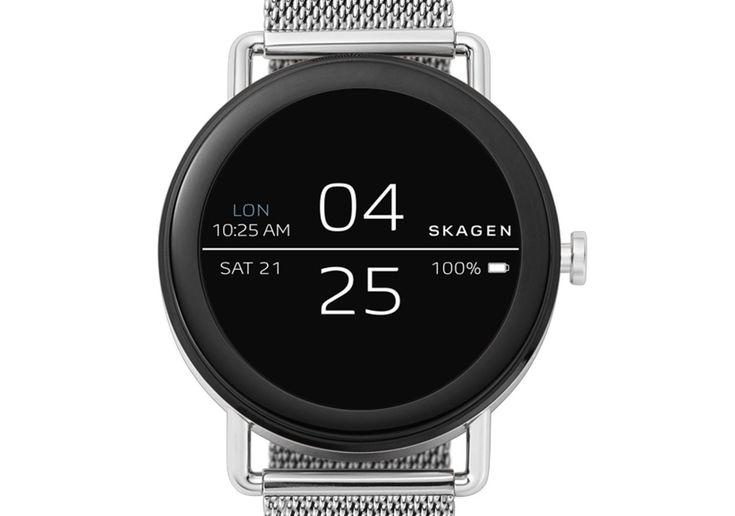 SKAGEN bringt erstmalig eine Touchscreen Smartwatch auf den Markt