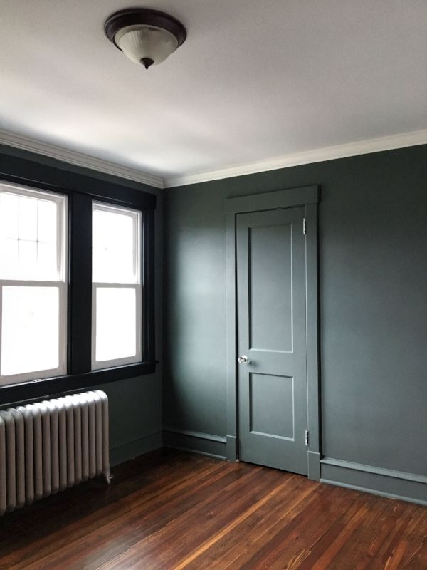 One Room Challenge Week Two Vestige Home Paint Colors For Living Room Wallpaper Accent Wall Nursery Accent Wall