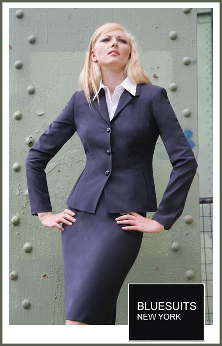 Beautiful Items Similar To 197039s Vintage Women39s Navy Blue Pants Suit On Etsy