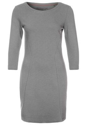 Sukienka z dżerseju - szary