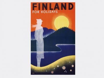 Auf nach Finnland. Finnische Plakate seit 1853 - Druckkunst-Museum Leipzig - de