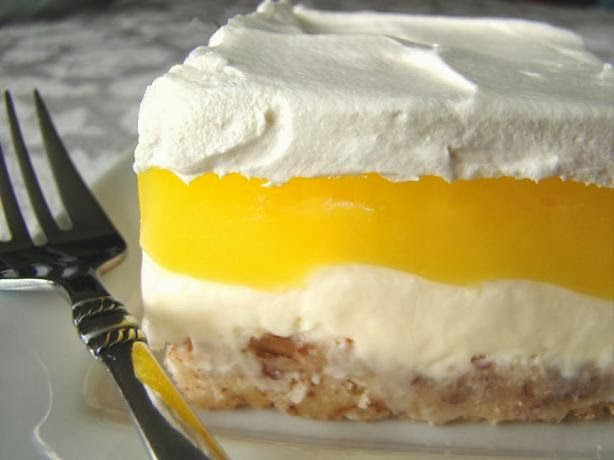 Save Room For Dessert!: 4 Layer Lemon Lush