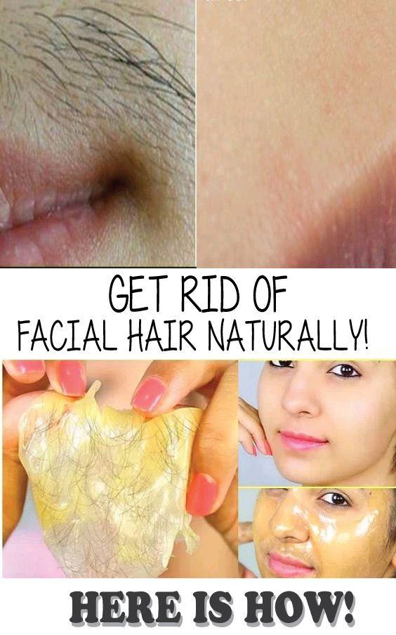 Hormonal facial hair turns!