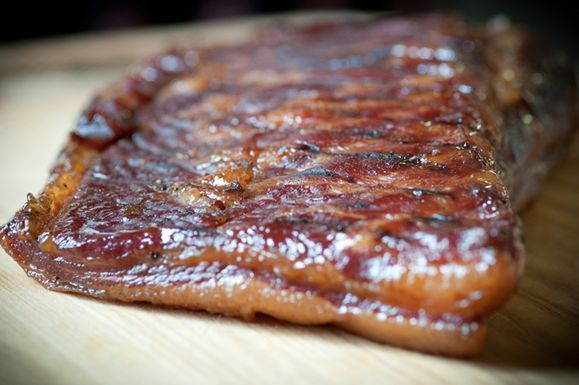 how to make a cold smoker for bacon