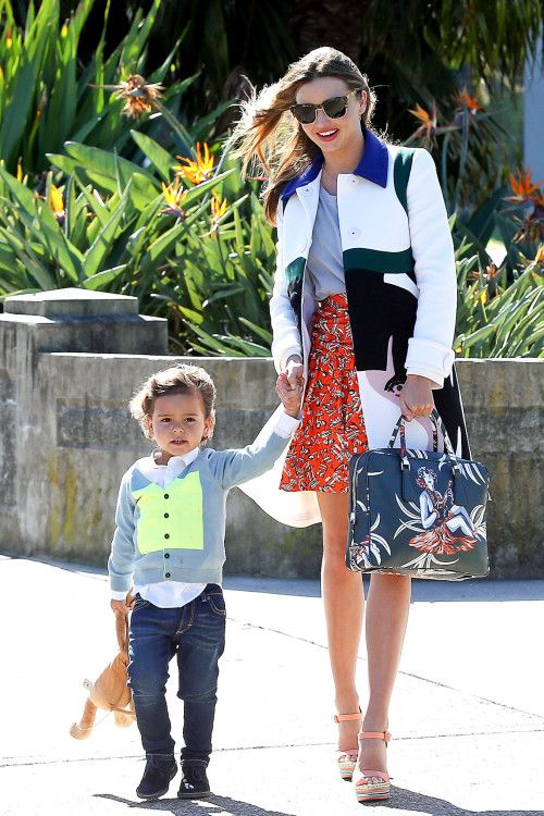 Orlando Bloom & Miranda Kerr ... - Celebrity Baby Scoop
