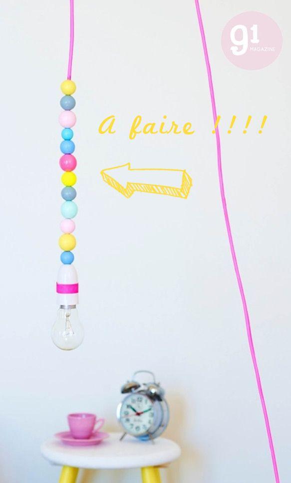 Un collier lumineux - à faire ! #DIY #light styling_magazine91_charlottelove_sokeen_2