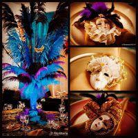 Decoración Carnaval Party #sweet15 #quinceanera #carnaval #ideas #wedding