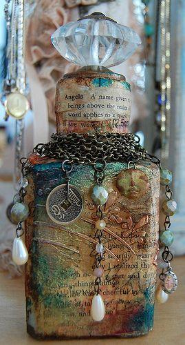 Interpretive Bottle Art | Flickr - Photo Sharing!