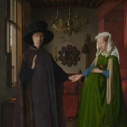 Jan van Eyck | The Arnolfini Portrait | NG186 | National Gallery, London