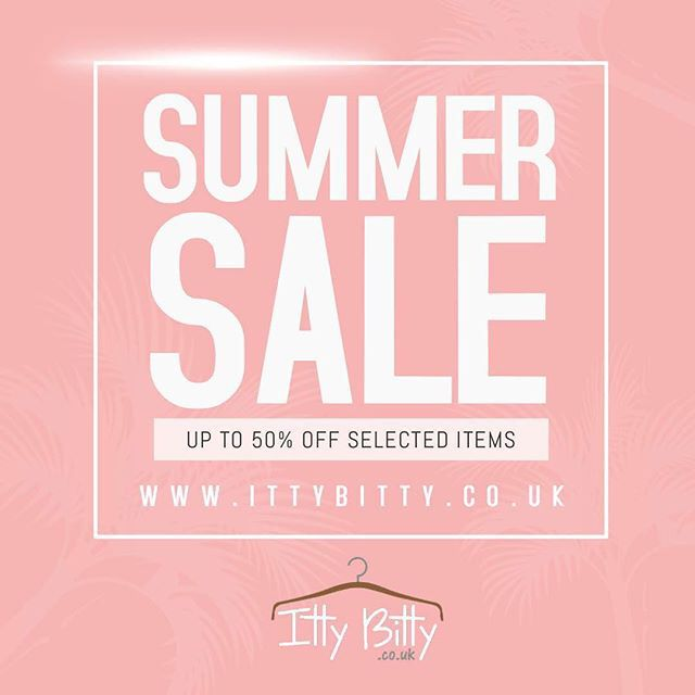 Don't Let These Get Away — Don't Let These Get Away - SAVE UP TO 50% - The Itty Bitty Summer Sale has started.  Love Itty Bitty Boutique   X X X