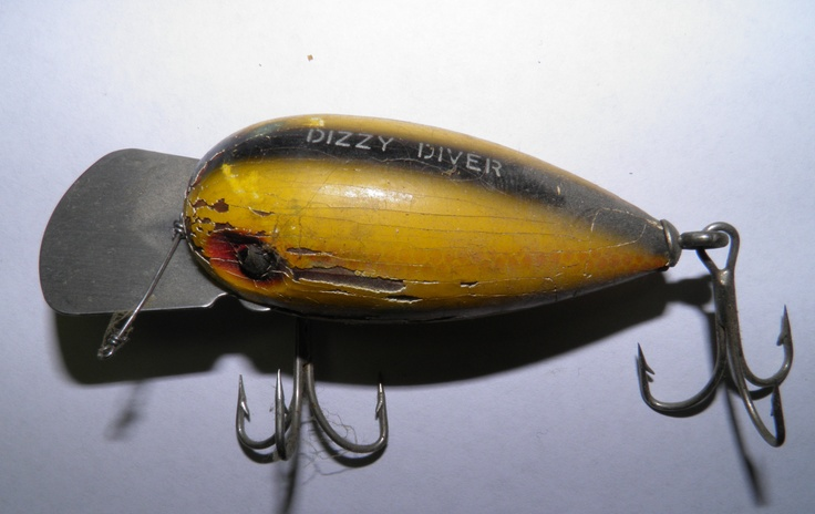 antique fishing lure. Photography by Weldon Kilpatrick