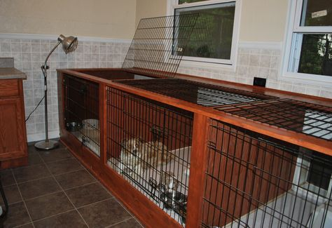 Setting Up the Whelping Room | have found no issues with housebreaking after using the litter boxes ...