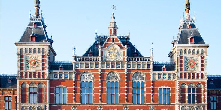 A Mystery Hotel in Amsterdam (Amsterdam, Netherlands) - #Jetsetter