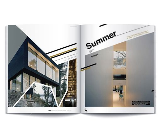 130 best a2 graphics practical response research images on for Architectural design magazine