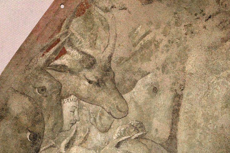 Paolo Uccello - Creazione degli animali - 1425-1430 - Chiostro Verde - Museo di Santa Maria Novella, Firenze