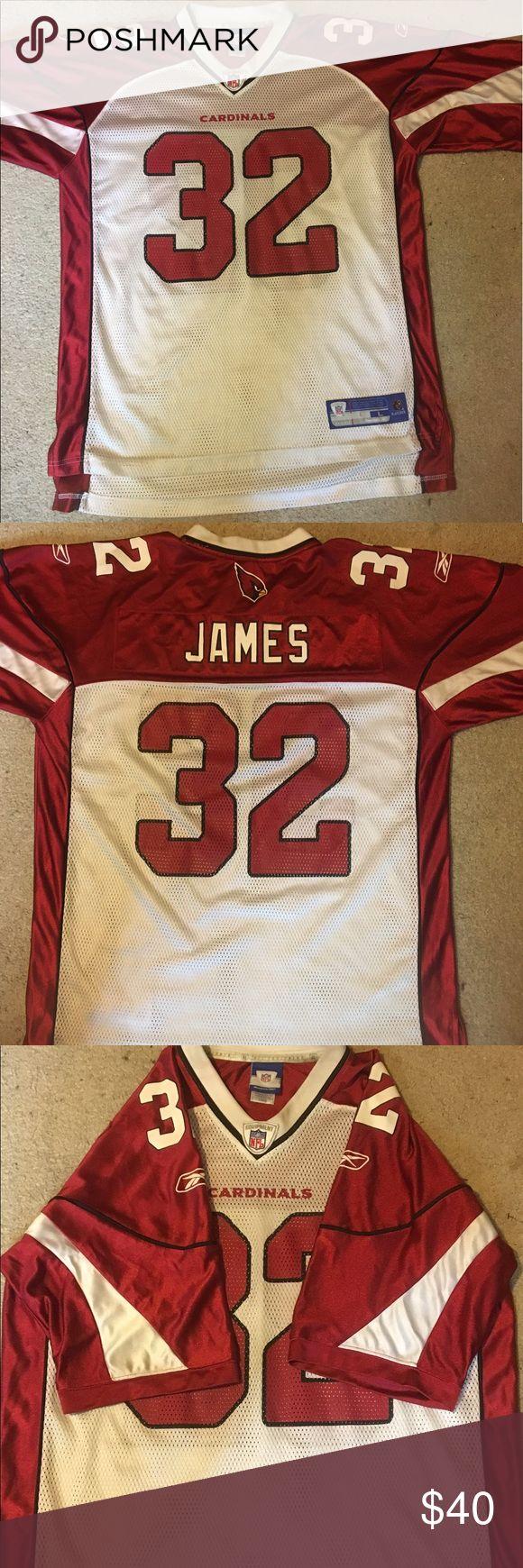 Edgerrin James Arizona Cardinals NFL Jersey Official NFL Merchandise by Reebok, brand new Reebok Other
