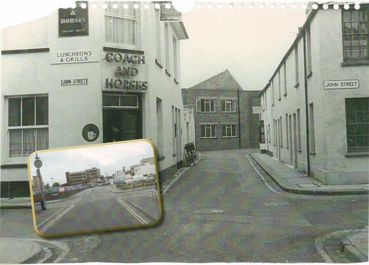 Bognor, then and now.