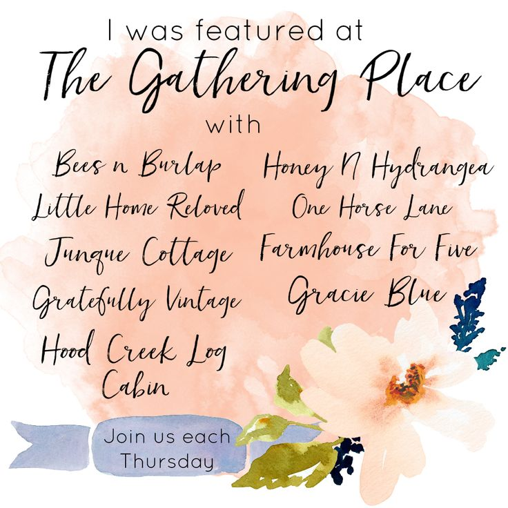 The Gathering Place no. 3
