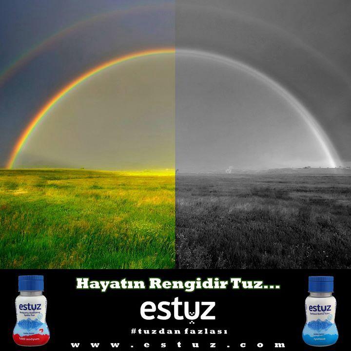 Hayatın rengidir Tuz... #hayatın #rengidir #tuz #tuzdanfazlası #estuz #salt #saltofturkey #like #colour #life
