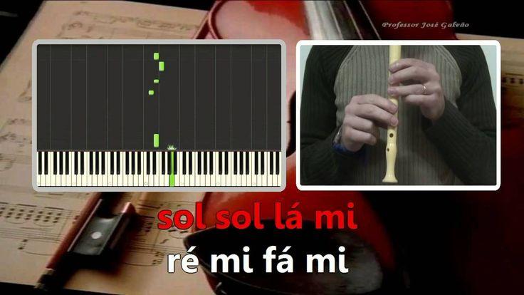 Bo tem mel - Nelson Freitas & C4 Pedro - Karaoke para Flauta - Educação ...