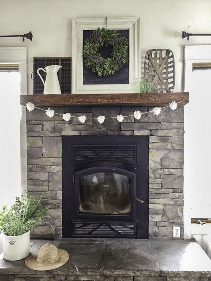 25 Best Ideas About Shiplap Fireplace On Pinterest