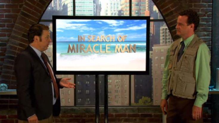 Matt Besser and Rich Fulcher star in Adult Swim's newest 4 a.m. parody · Newswire · The A.V. Club