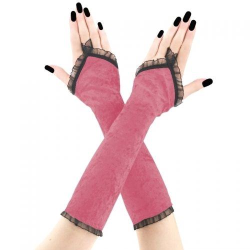 504 longs fingerless gloves 1879 long fingerless gloves arm