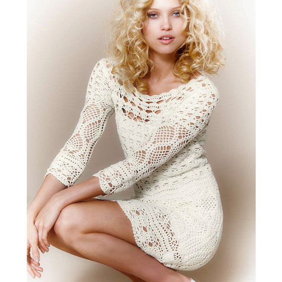 78 Best images about Crochet - Dresses on Pinterest  Crochet ...