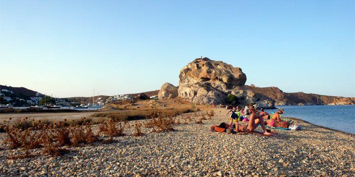 Пляж Петра