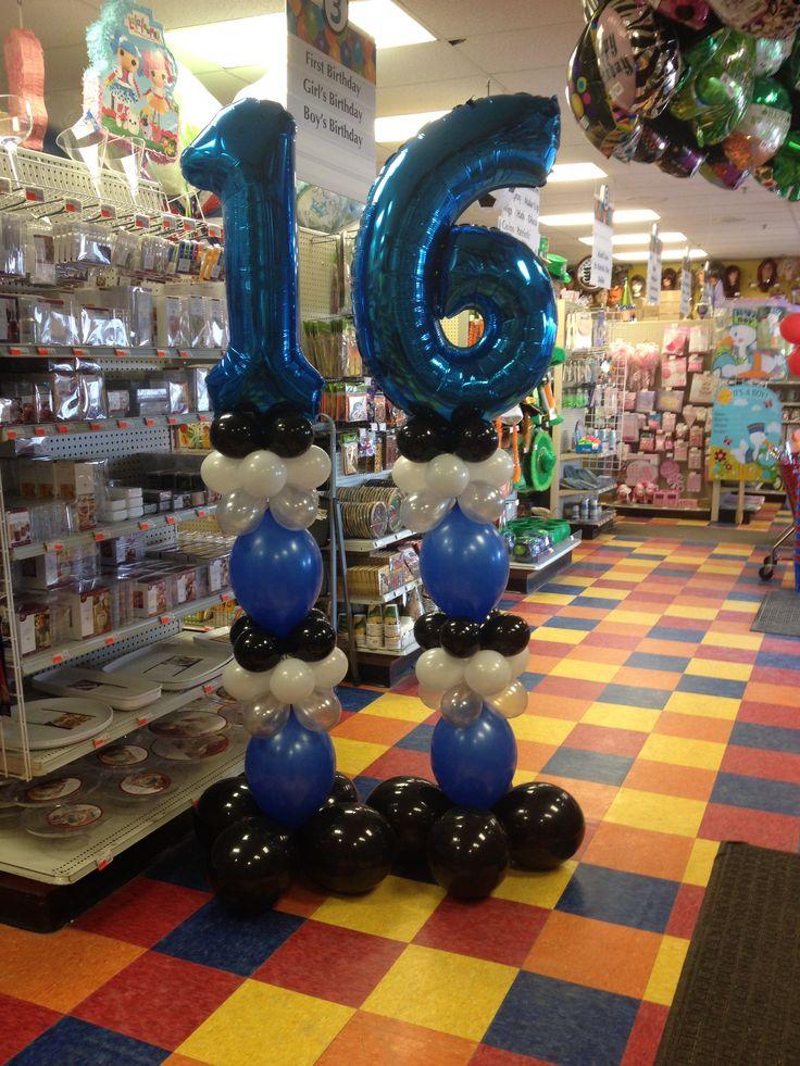 16th Birthday For A Boy Party Fair Willow GrovePa