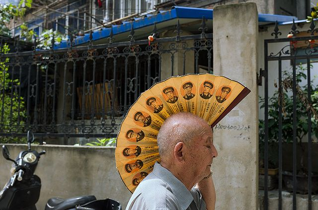 Self-Taught Chinese Street Photographer Tao Liu Has an Eye for Peculiar Moments