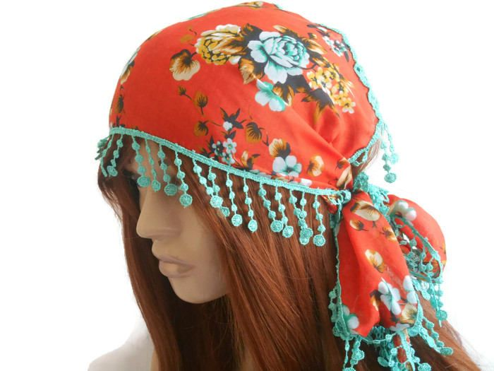 best 25 bandana headbands ideas on pinterest head