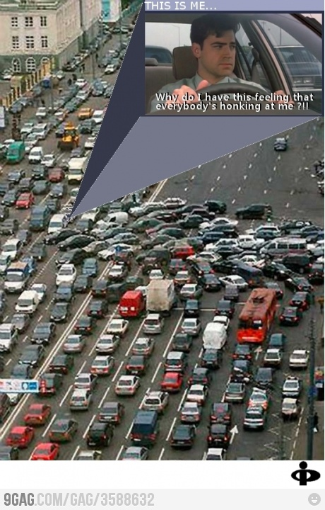 Essay on when i was stuck in traffic jam