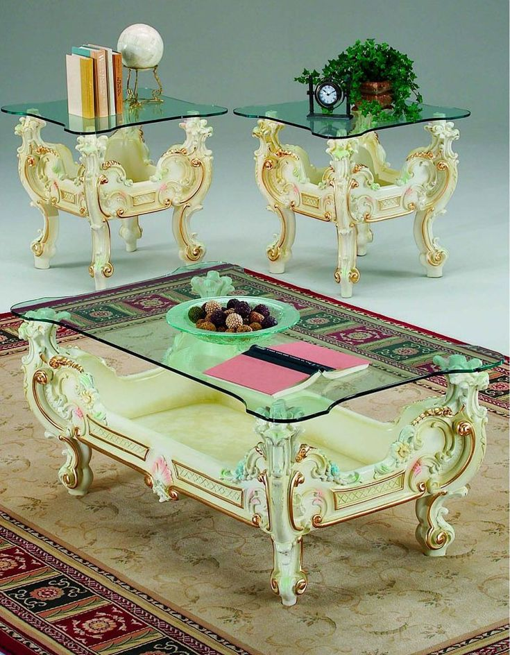 Baroque Coffee Table 05. Victorian FurnitureVictorian ...