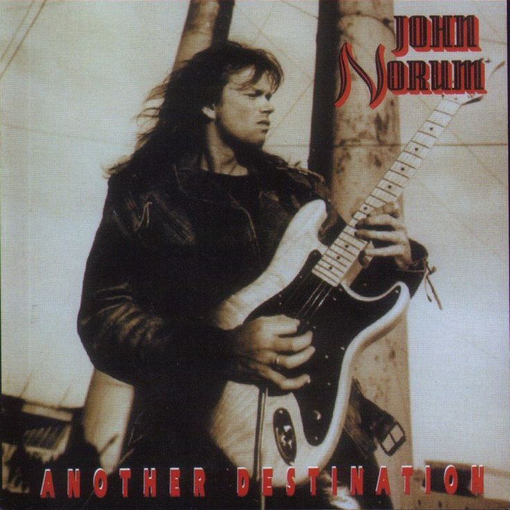 ANOTHER DESTINATION (1995) #johnnorum Check John Norum complete discography at http://www.johnnorum.se/discography/
